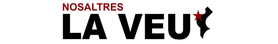 Logo Nosaltres La Veu